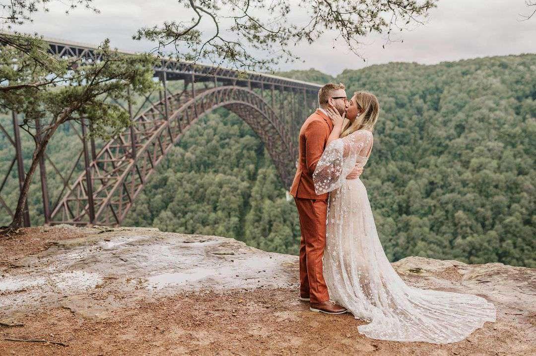 new river gorge elopement