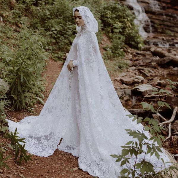 bridal hood