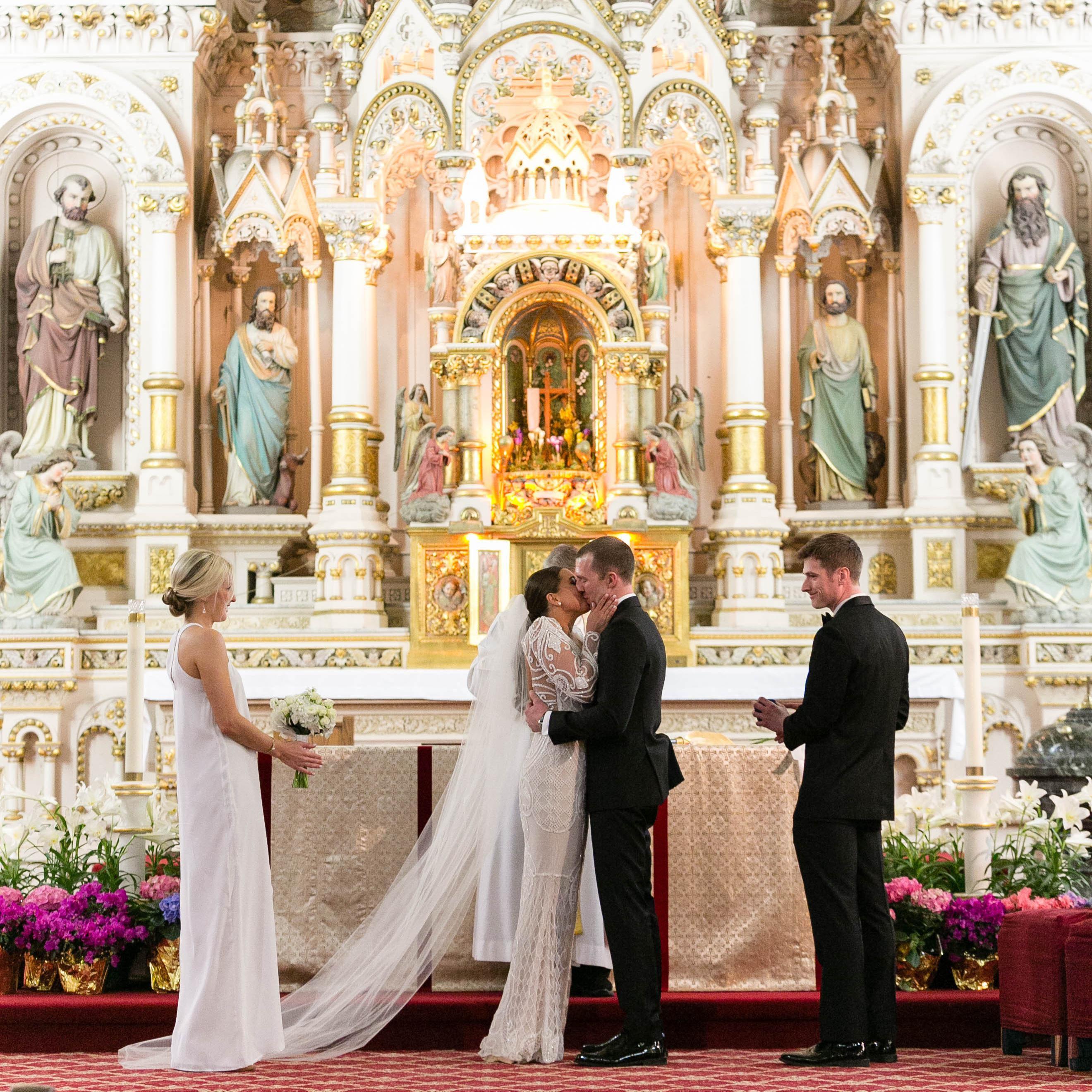 How To Prepare For A Catholic Church Wedding