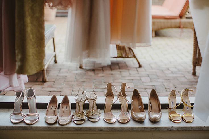 30 Neutral Bridesmaid Shoes That Go With Any Dress