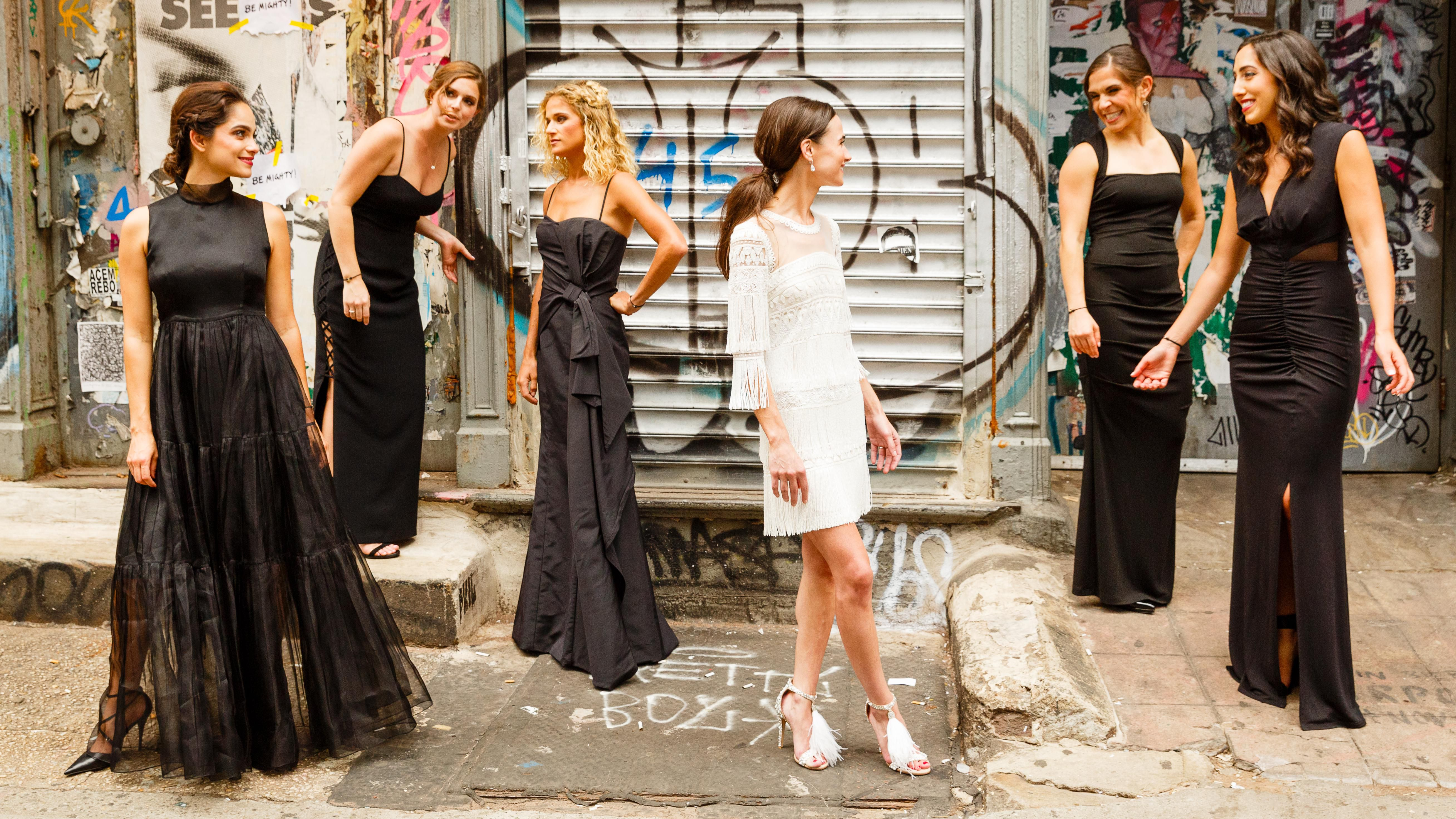 30 Bridesmaid Dresses For Every Type Of Wedding Venue
