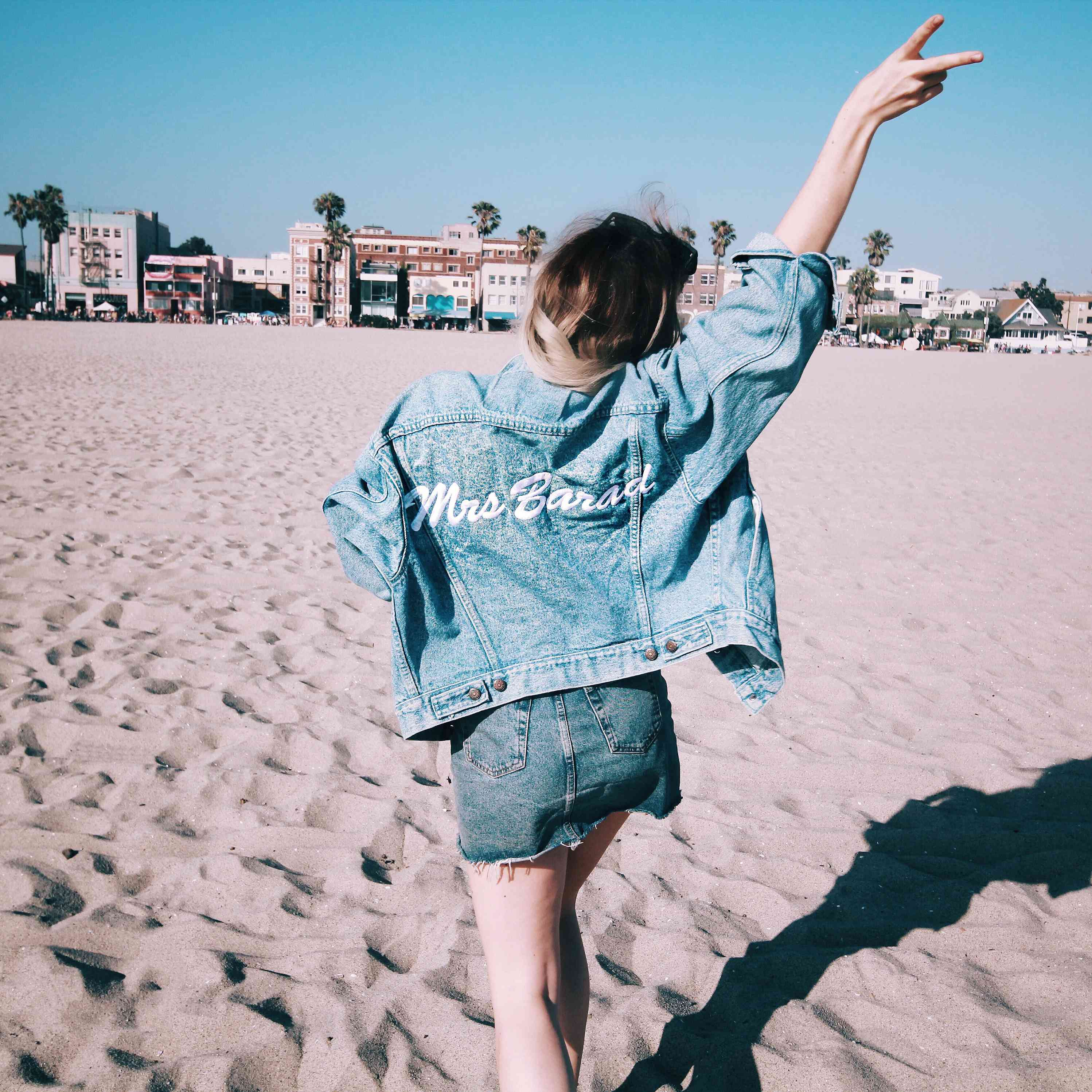 Cool Rider: 16 Custom Wedding Jackets to Cover Up Your Dress