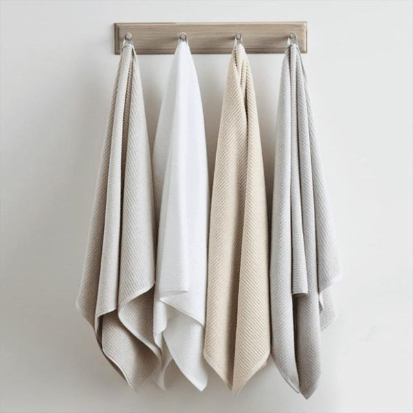 boll and branch towels
