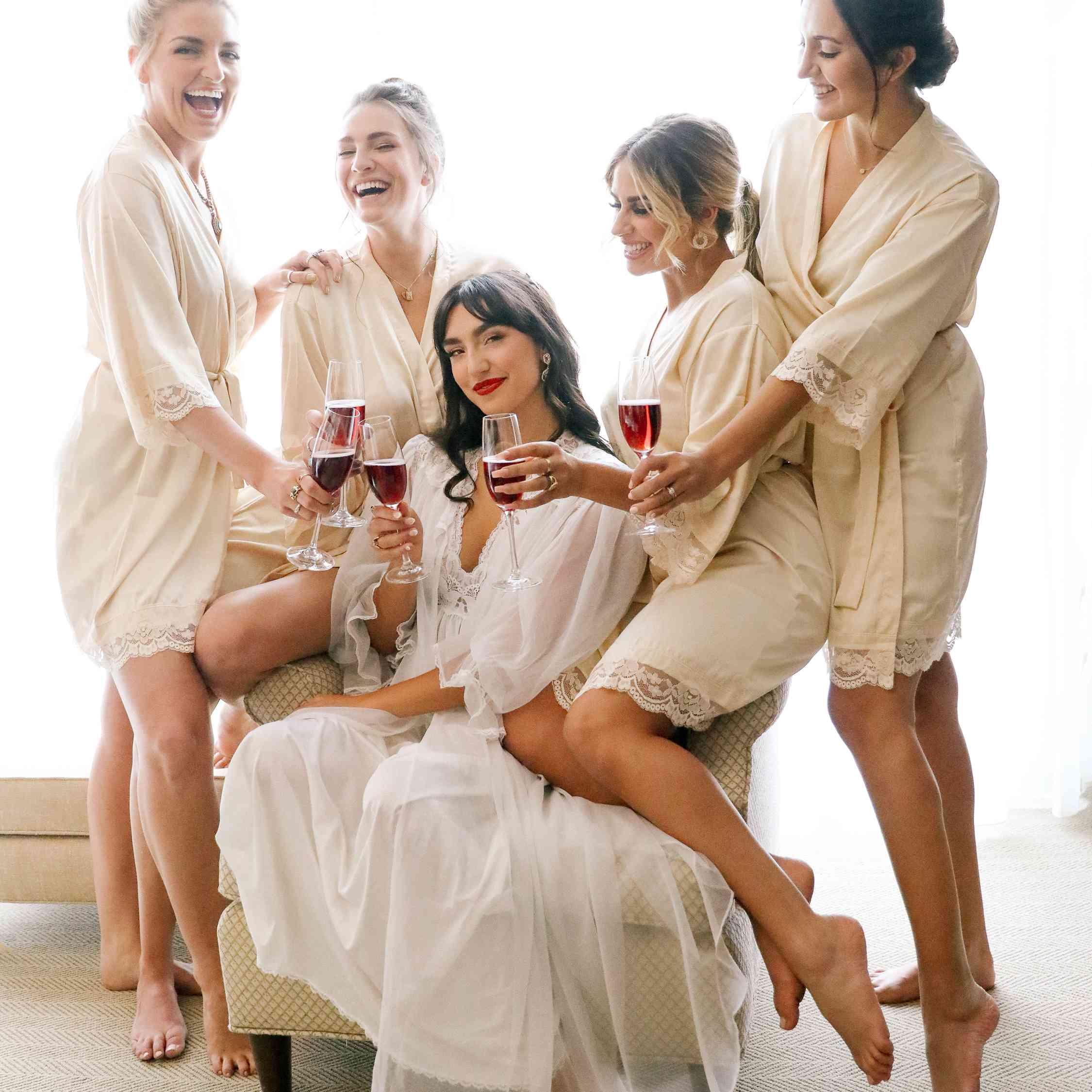 savannah and riker wedding, bridesmaids