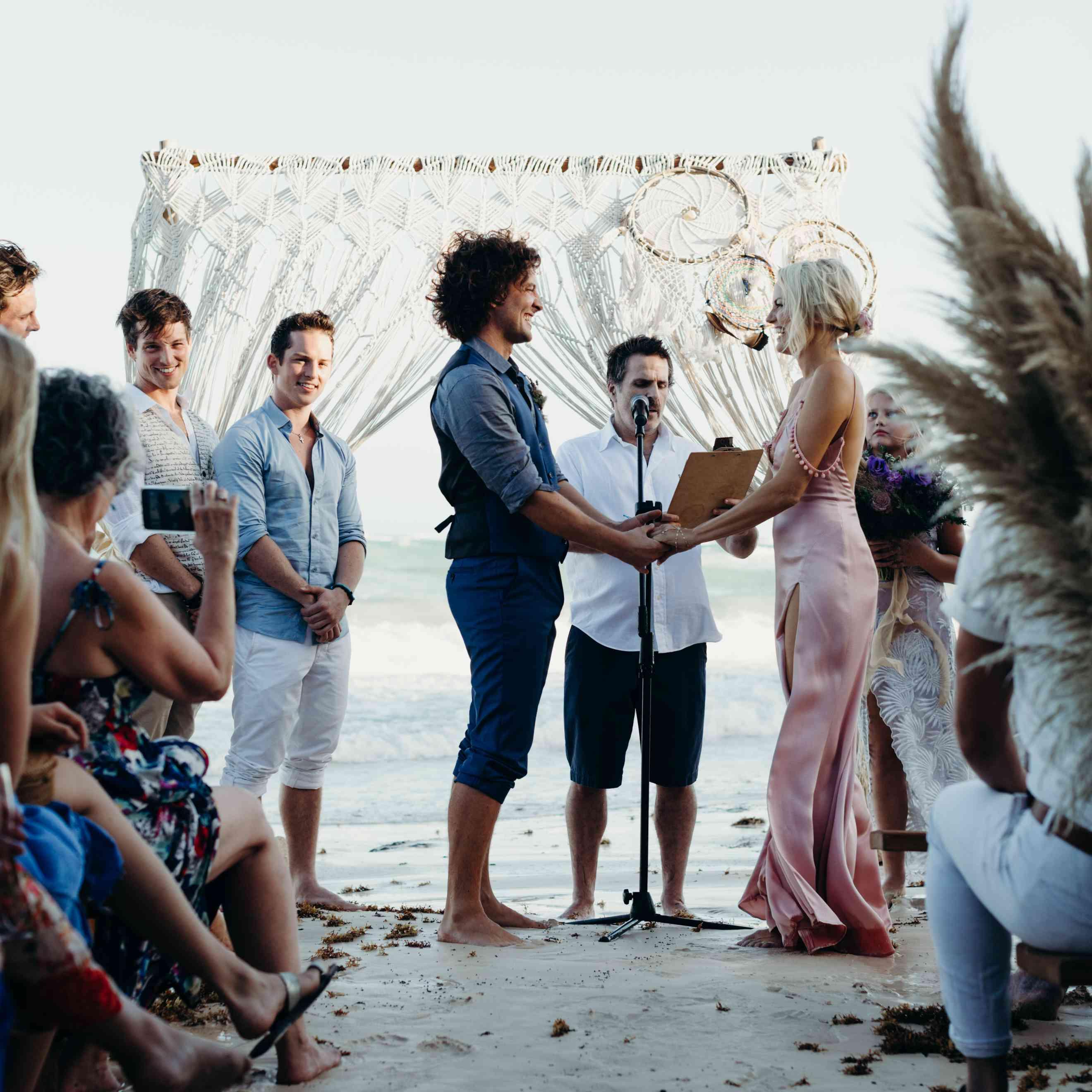 malin akerman wedding ceremony