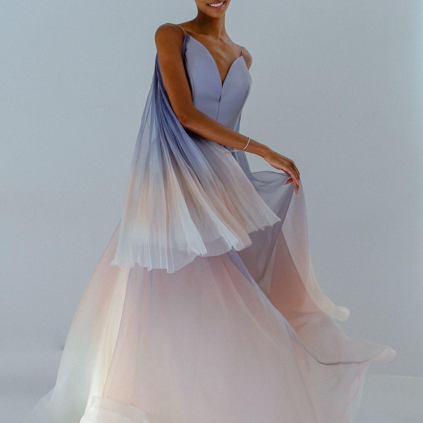 wedding dress by leanne marshall