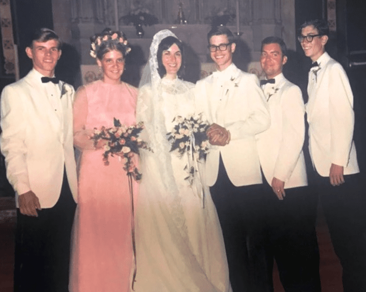 Woman Returns Lost Wedding Ring To Couple 40 Years After Finding
