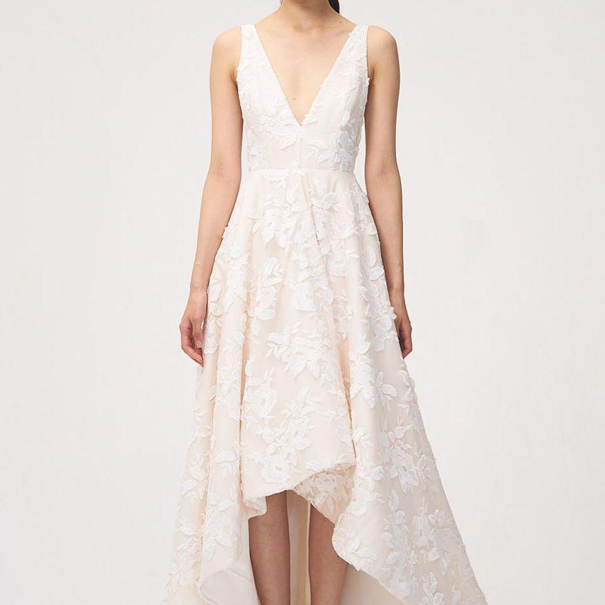 35 Garden Wedding Dresses Perfect For Spring Weddings,Wedding Flower Girl Dresses Red