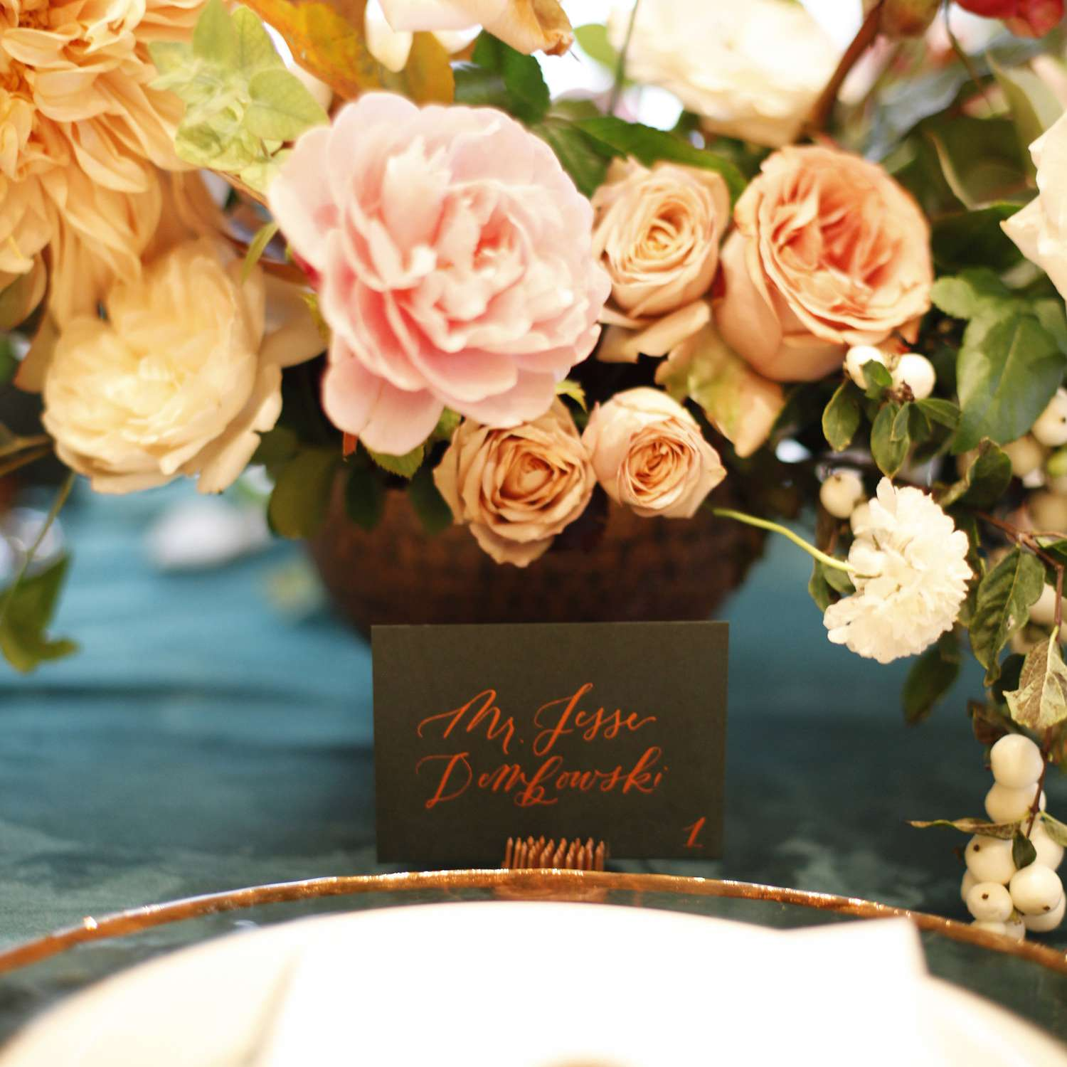 <p>place cards</p><br><br>