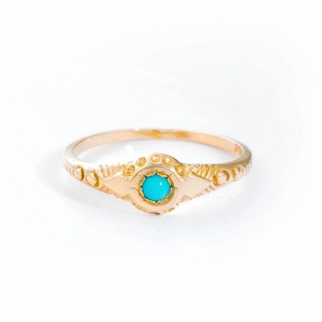 No.3 Star Gypsy Ring