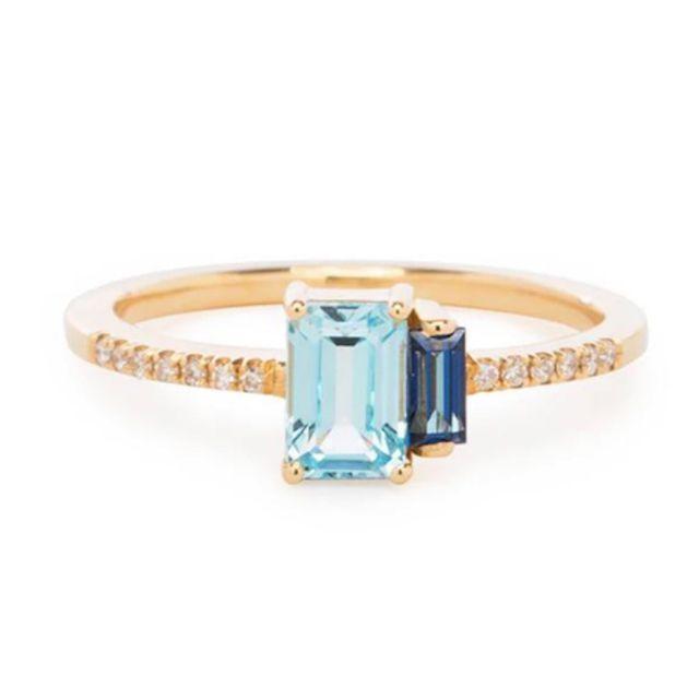 Suzanne Kalan Yellow Gold Bella Ring