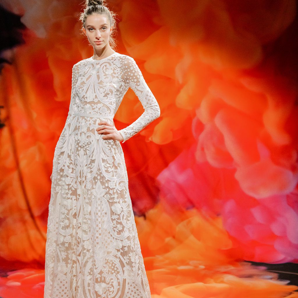 Naeem Khan Wedding Gowns: Naeem Khan Bridal Fall 2020