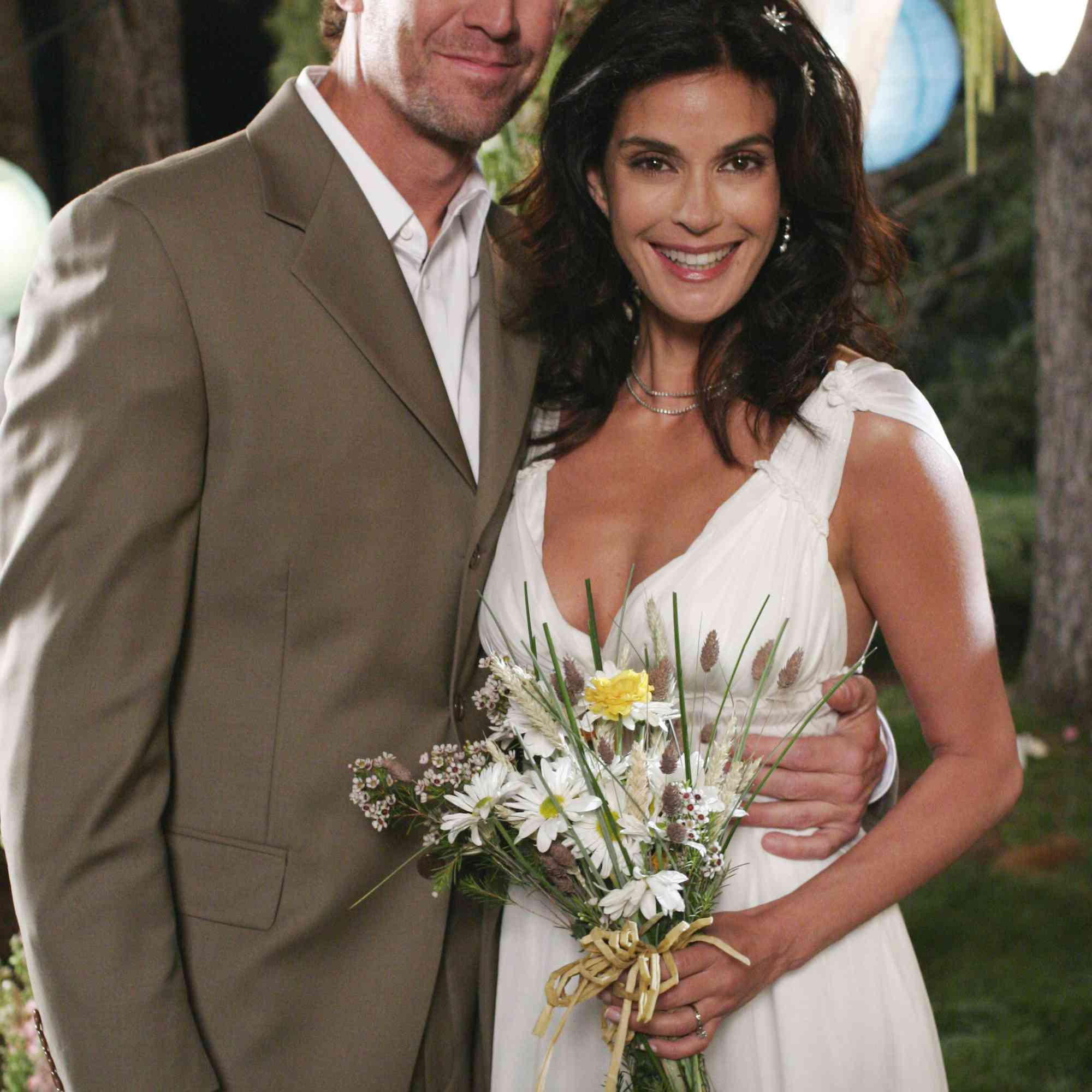 Mike and Susan Desperate Housewives