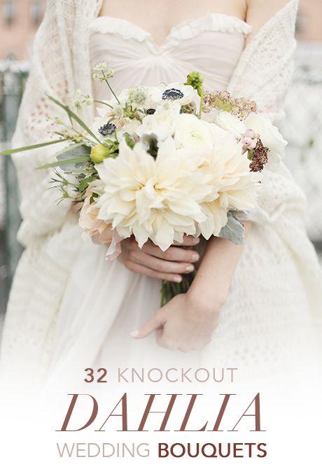 Simple Wedding Bouquet Blush