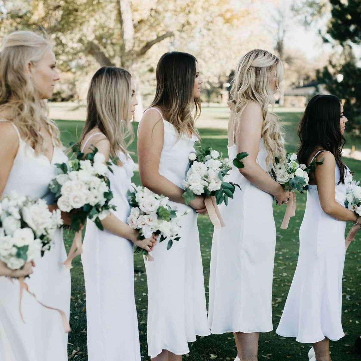 posy wedding bouquet
