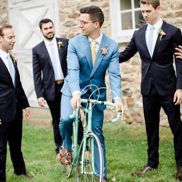 Groom Wedding Ideas