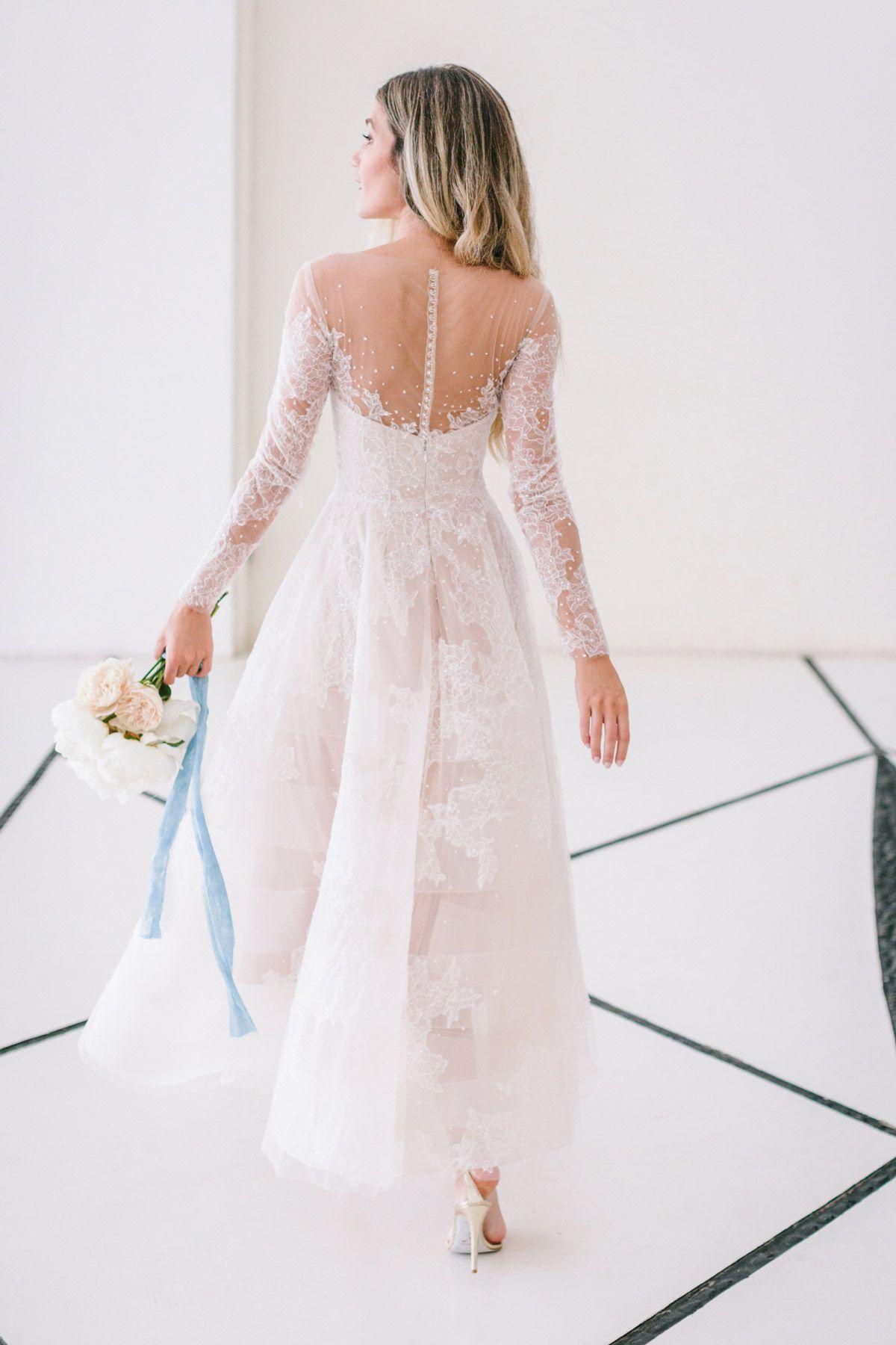 Watters Pirouette Wedding Dress