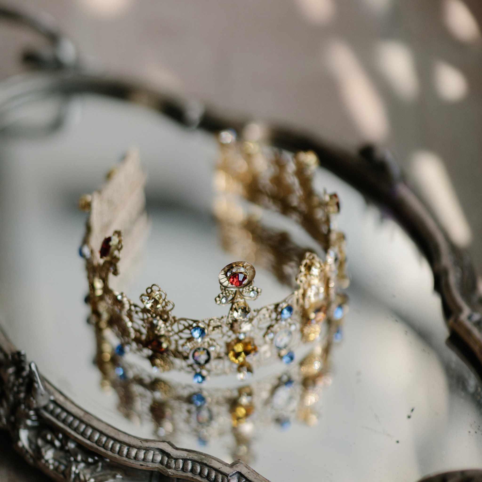 Bride's tiara