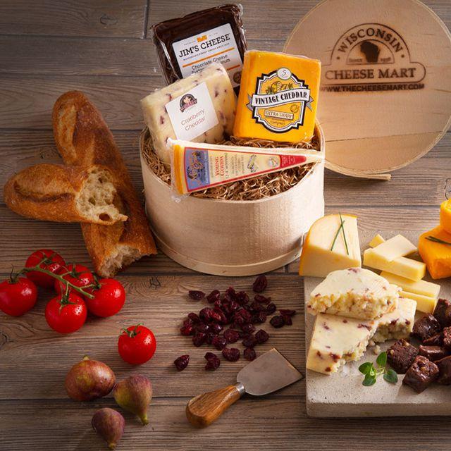 Wisconsin Cheesemart Best seller box