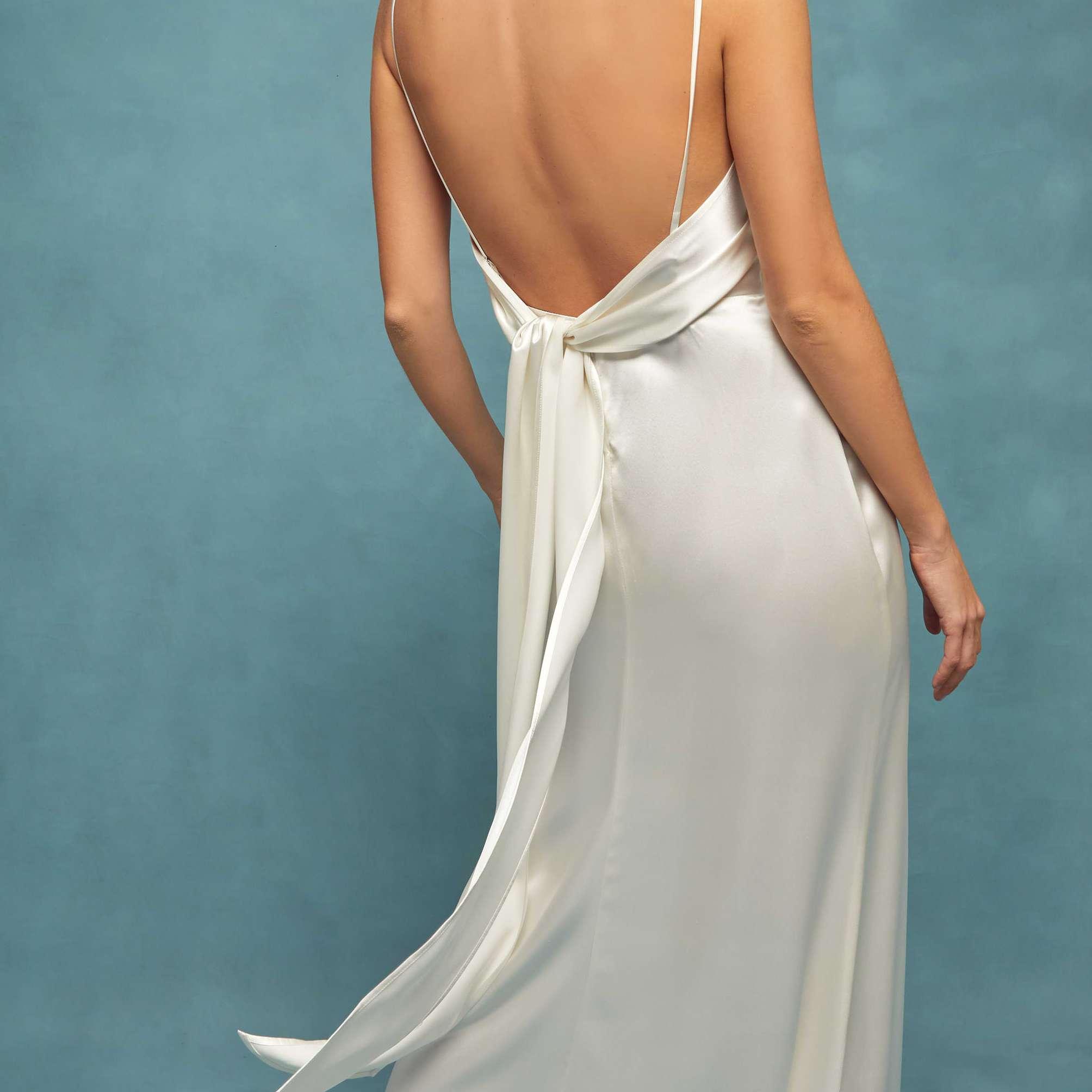 The 30 Best Slip Wedding Dresses Of 2020,Stunning Wedding Guest Dresses Uk