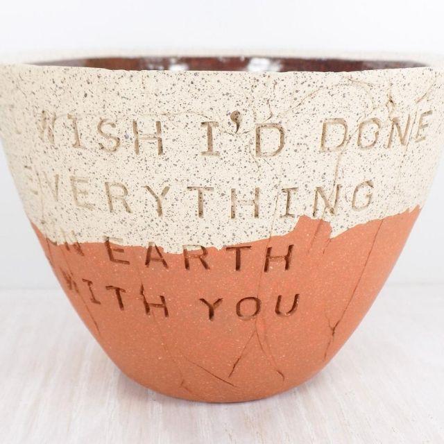 Scott Fitzgerald Pottery Bowl