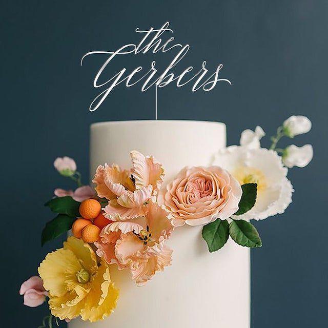 monogram cake topper A Letter a wedding cake topper cake toppers for wedding,rustic wedding cake topper wreath cake topper A cake topper