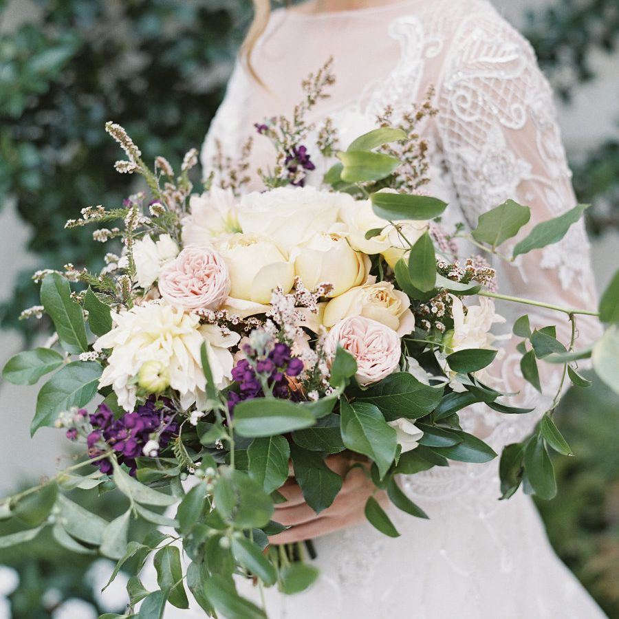 40 Perfect Peony Wedding Bouquets