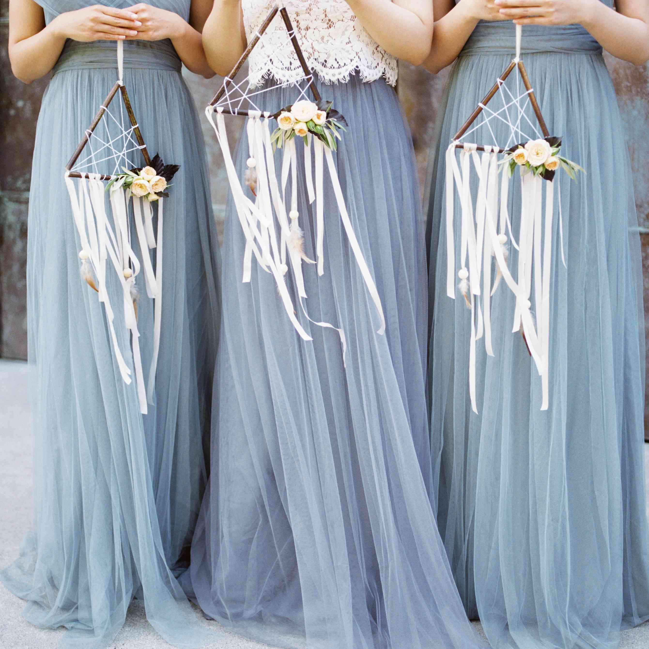 6 Non-Traditional Bouquet Ideas For Your Bridal Party