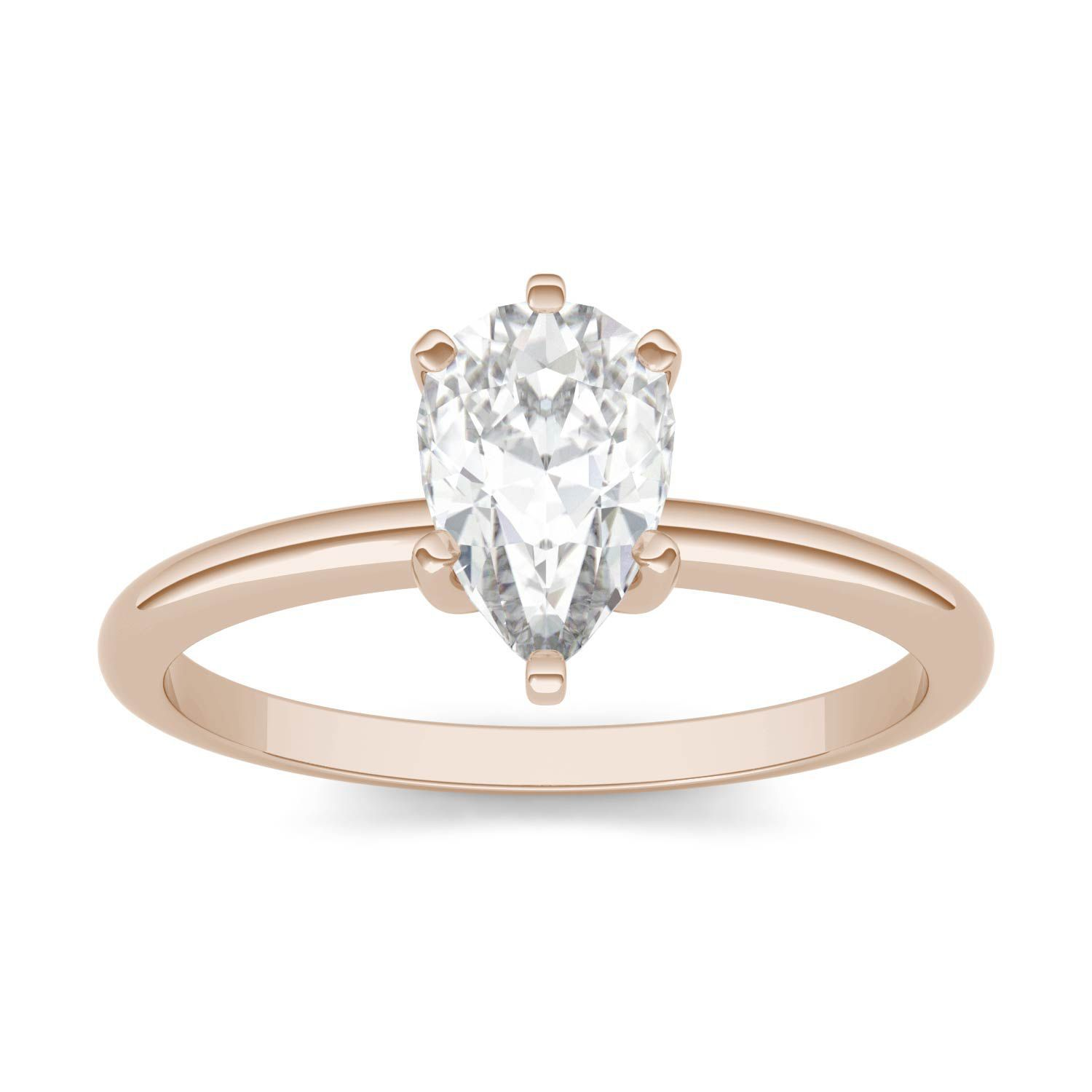 The Shape Craftsmanship And Quality Of This 3 02ct Pear Shaped