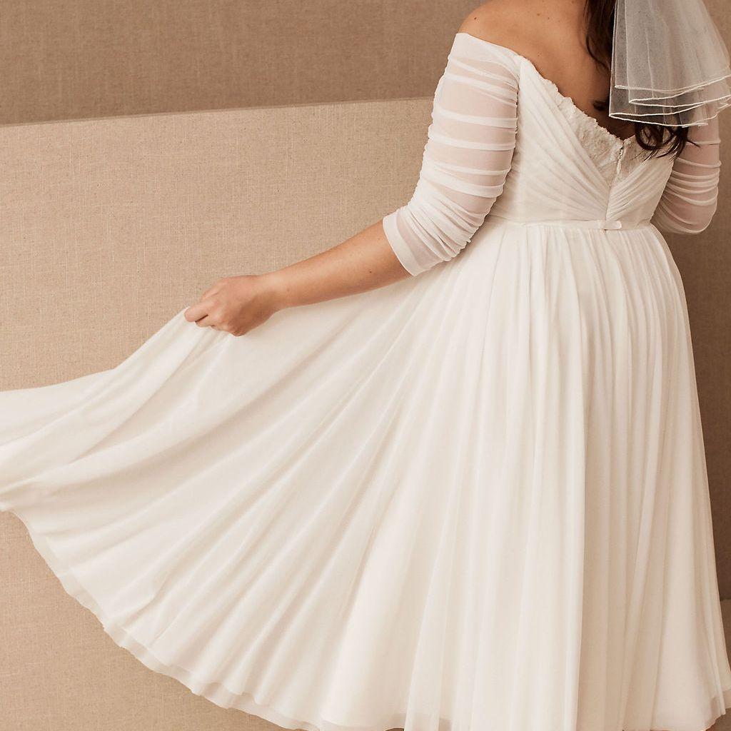 mattea gown bhldn