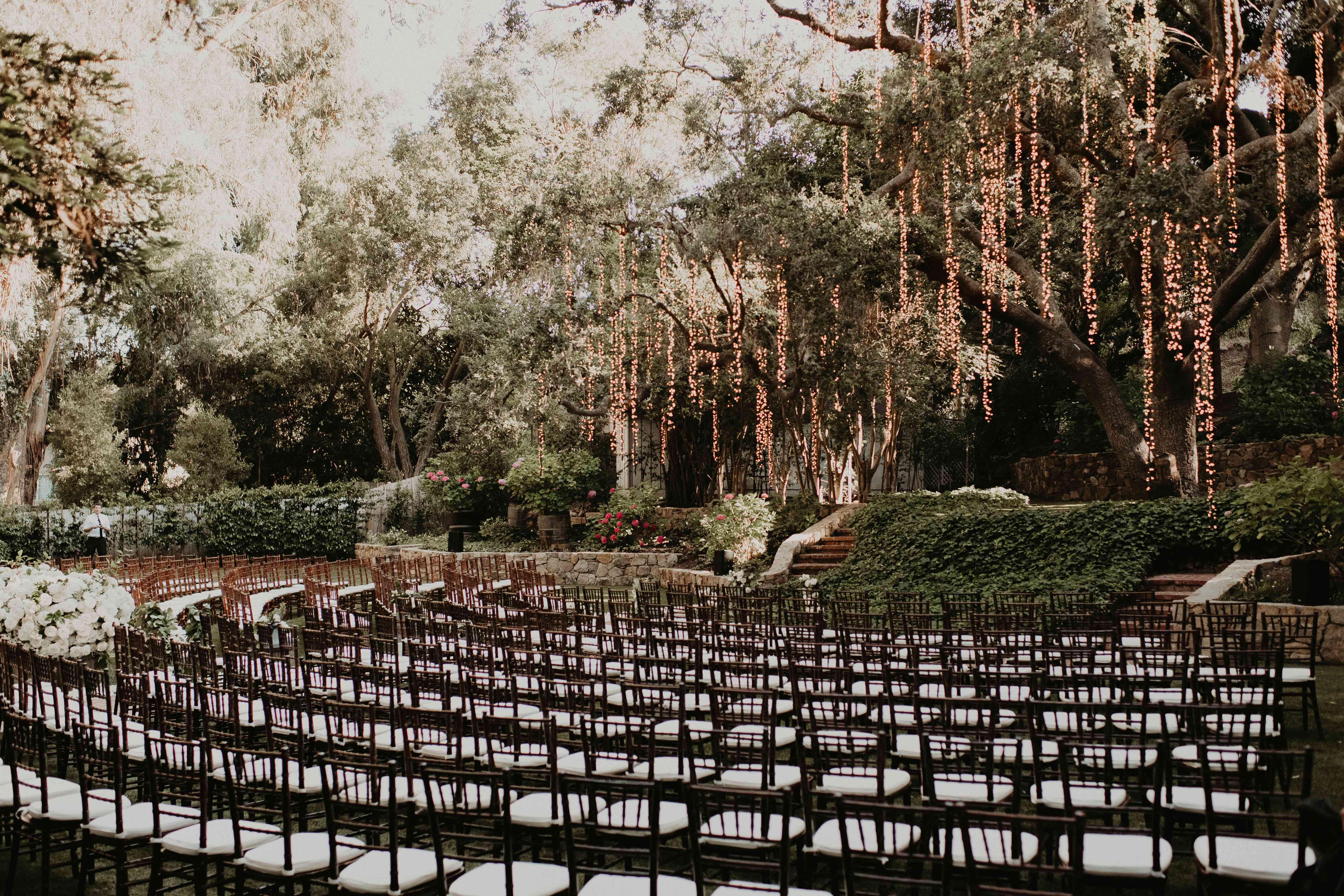 Baker Mayfield Wedding, ceremony