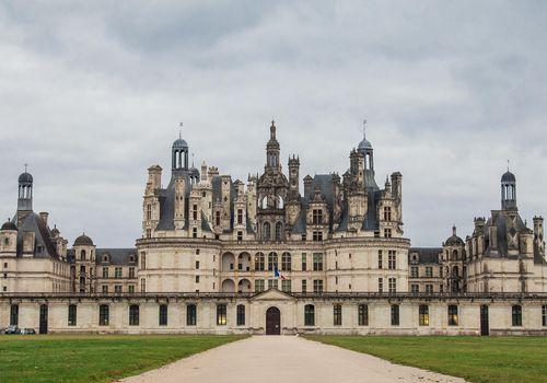 <p>Château de Chambord</p>