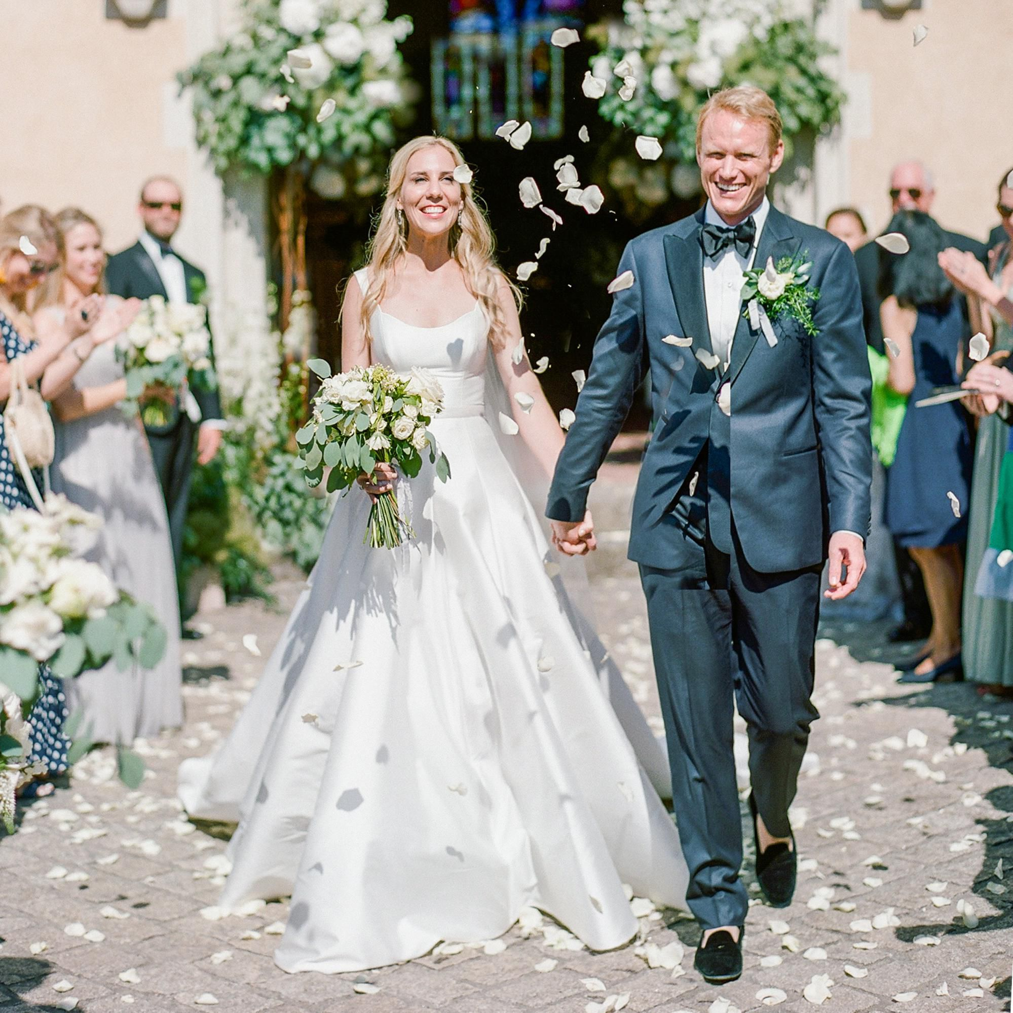 An Elegant Chateau Wedding In France S Loire Valley