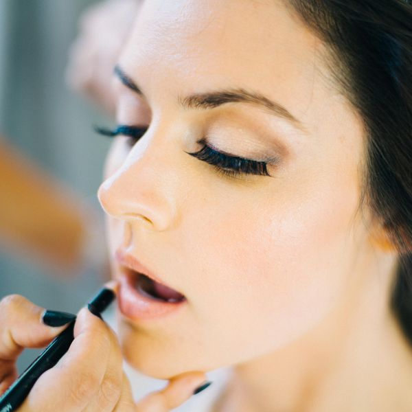 BRIDES New York: Where to Get Eyelash Extensions for Your Wedding Day