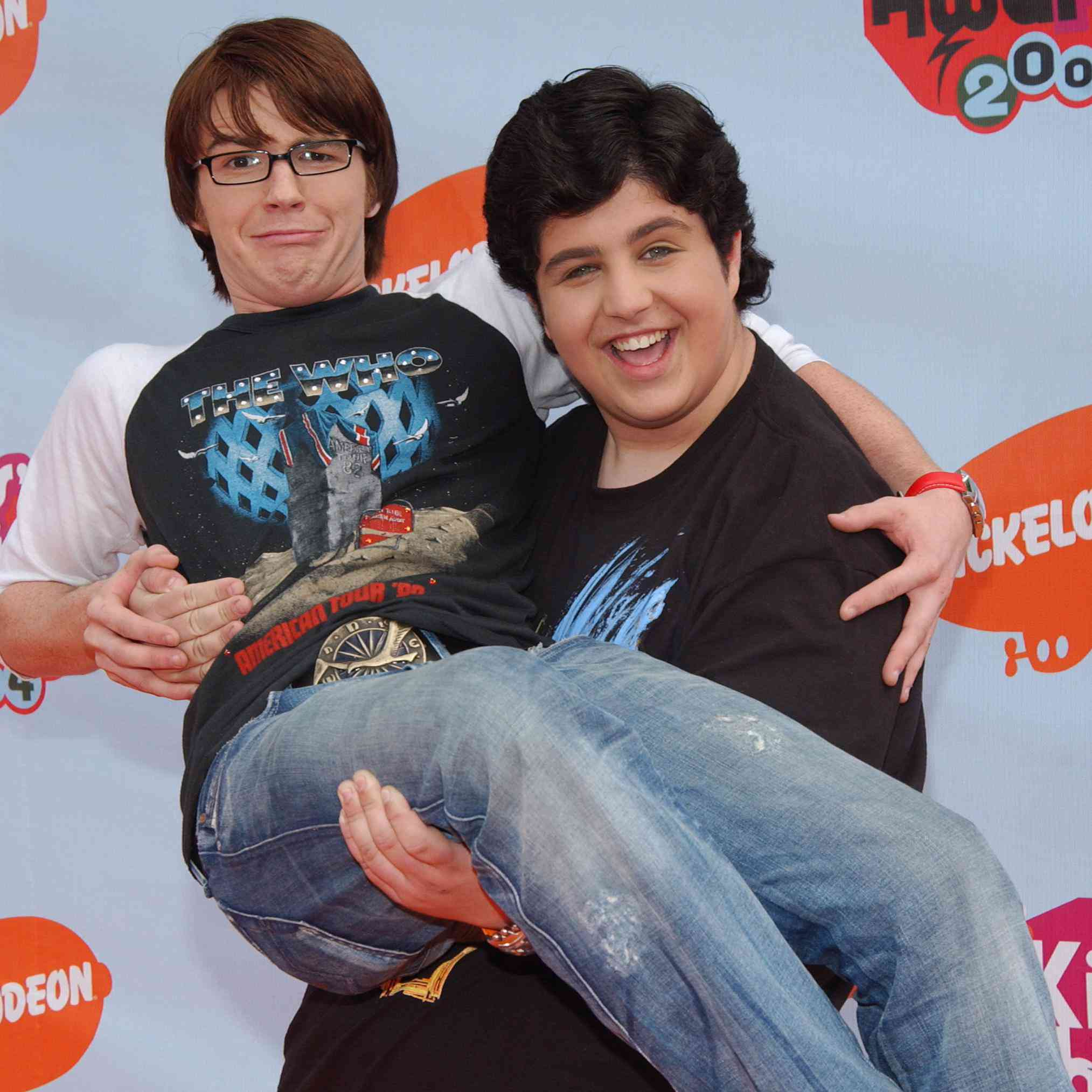Drake Bell Wedding.Josh Peck Is Reportedly Really Hurt Over His Wedding Guest List