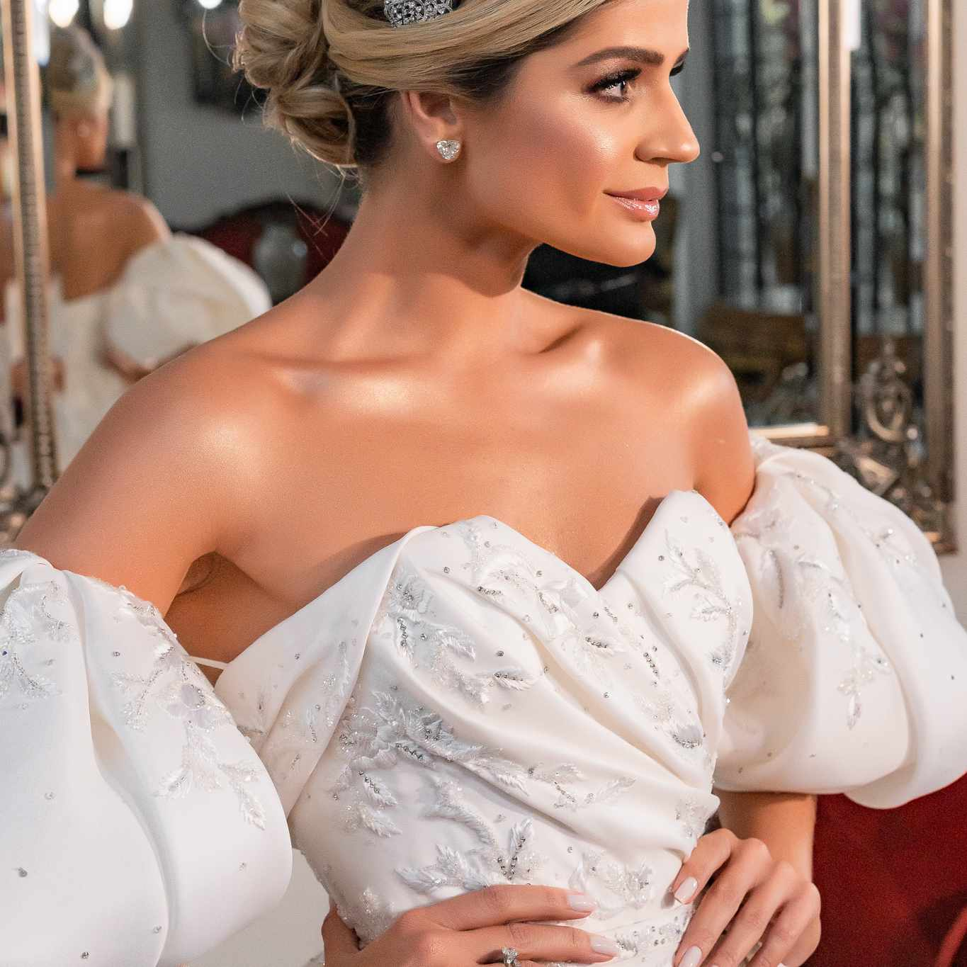 Ralph And Russo Wedding Dresses: Influencer Thassia Naves Wore Custom Ralph & Russo For Her