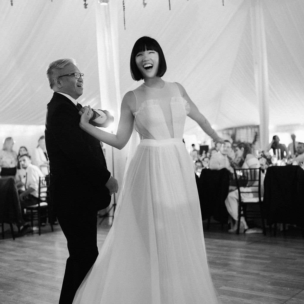 <p>BRide dancing with father</p><br><br>