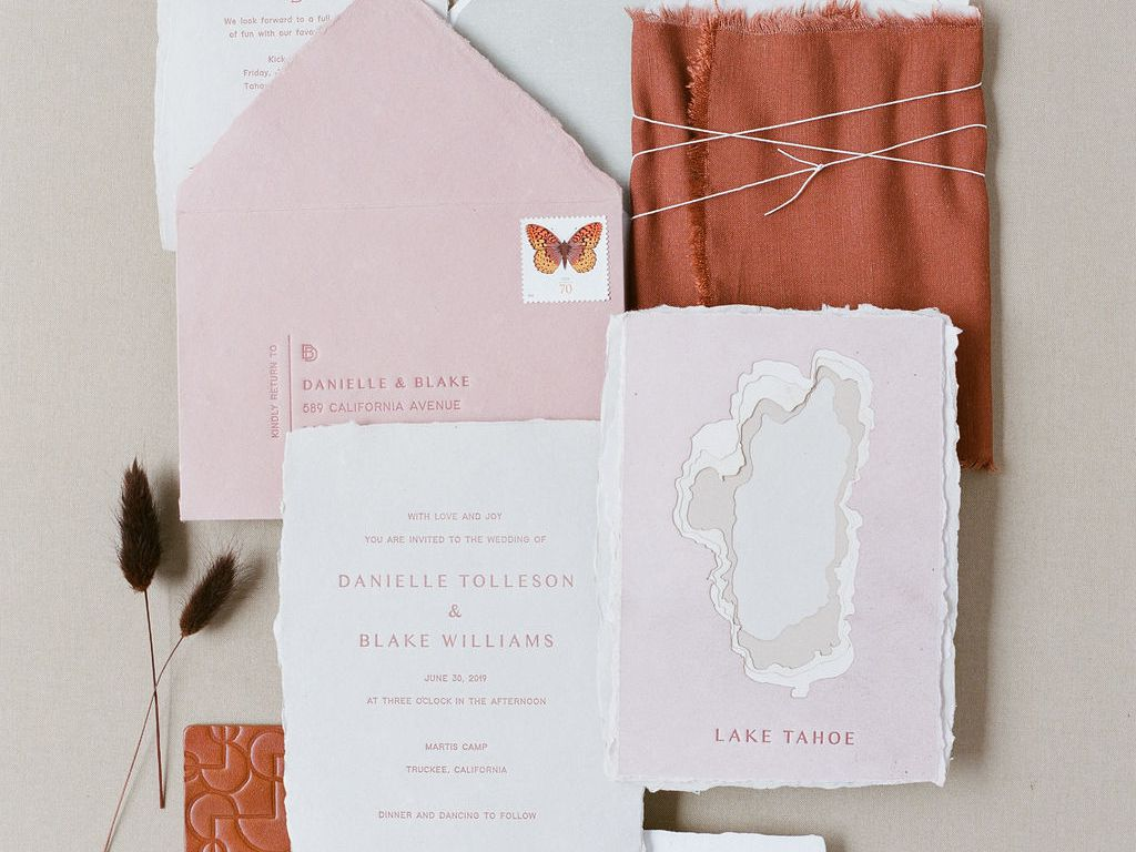 Types of Wedding Invitation Paper and Printing
