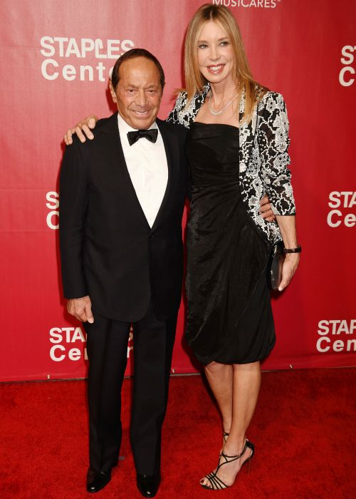 The Photos Of Paul Anka S Floral Filled Wedding Are Our