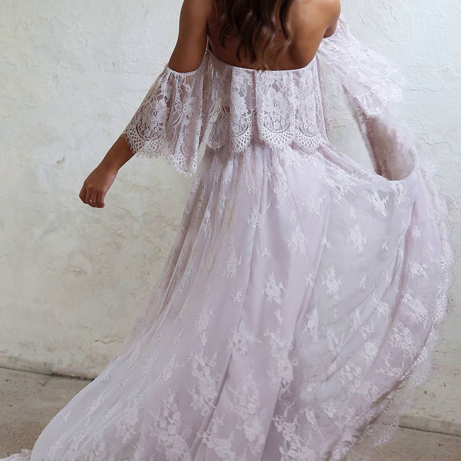 The Best 35 Colorful Wedding Dresses Of 2020,Black Wedding Guest Dress Outfit