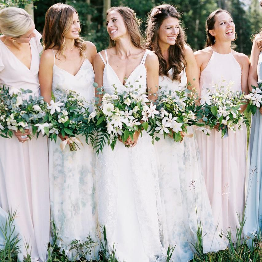 Spring Flowers For Wedding Centerpieces: Insanely Stunning Spring Wedding Bouquets