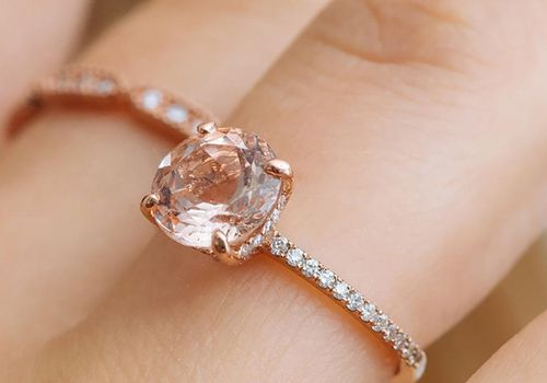 5 Beautiful Alternative Engagement Ring Stones If You Re On A Budget