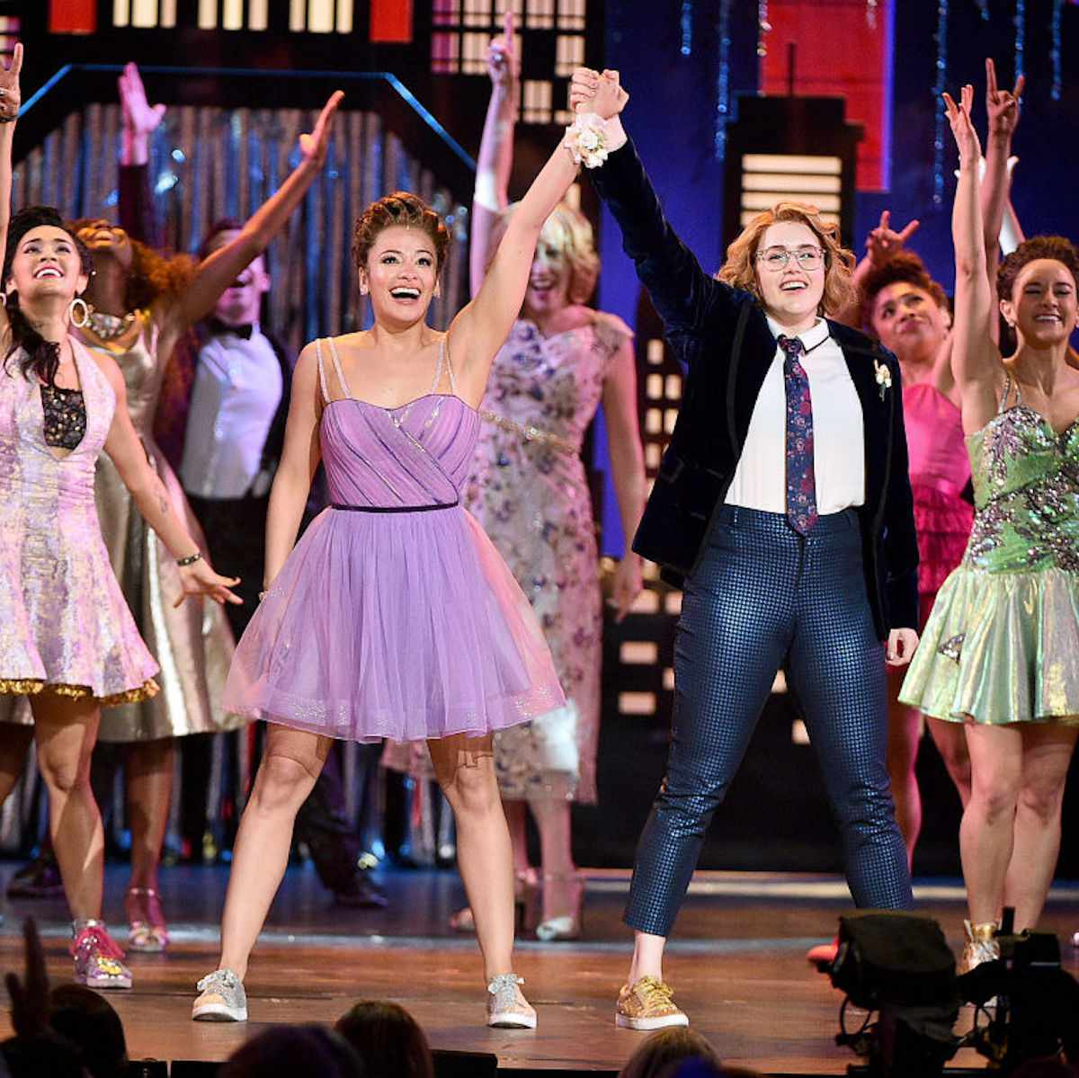 Image result for the prom musical