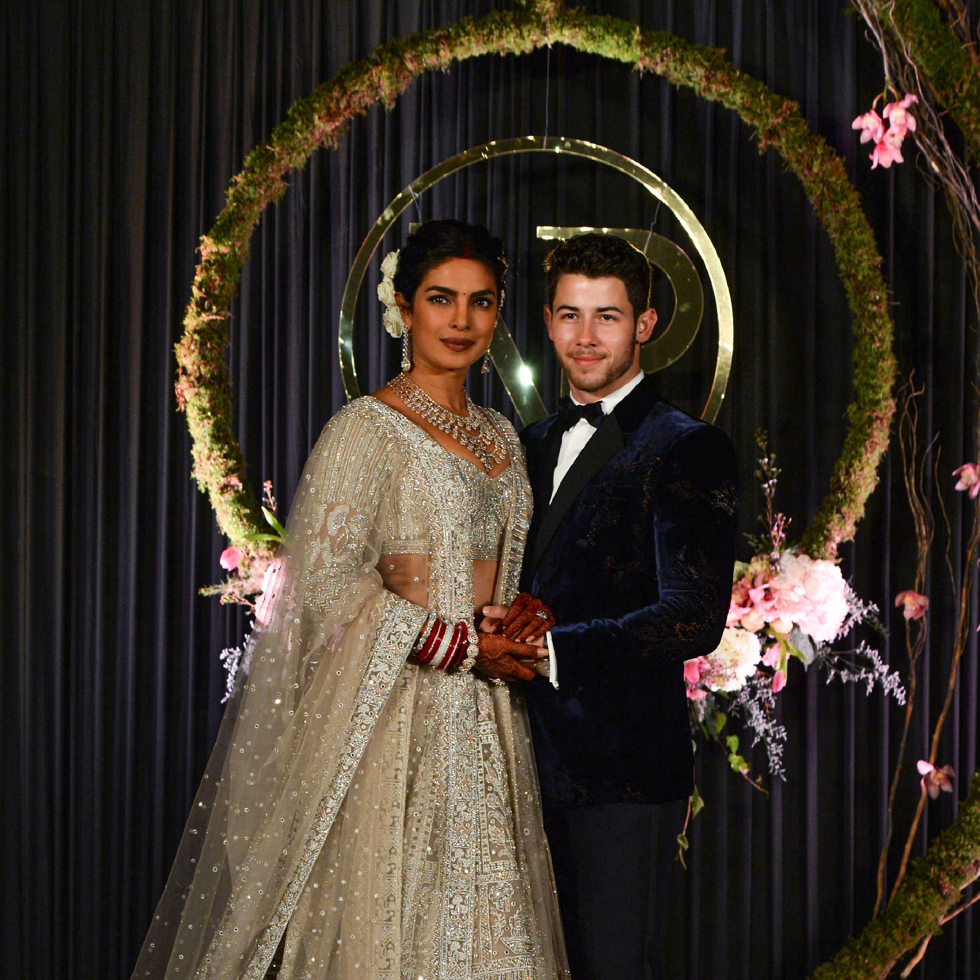 All The Details On Priyanka Chopra S Two Wedding Dresses