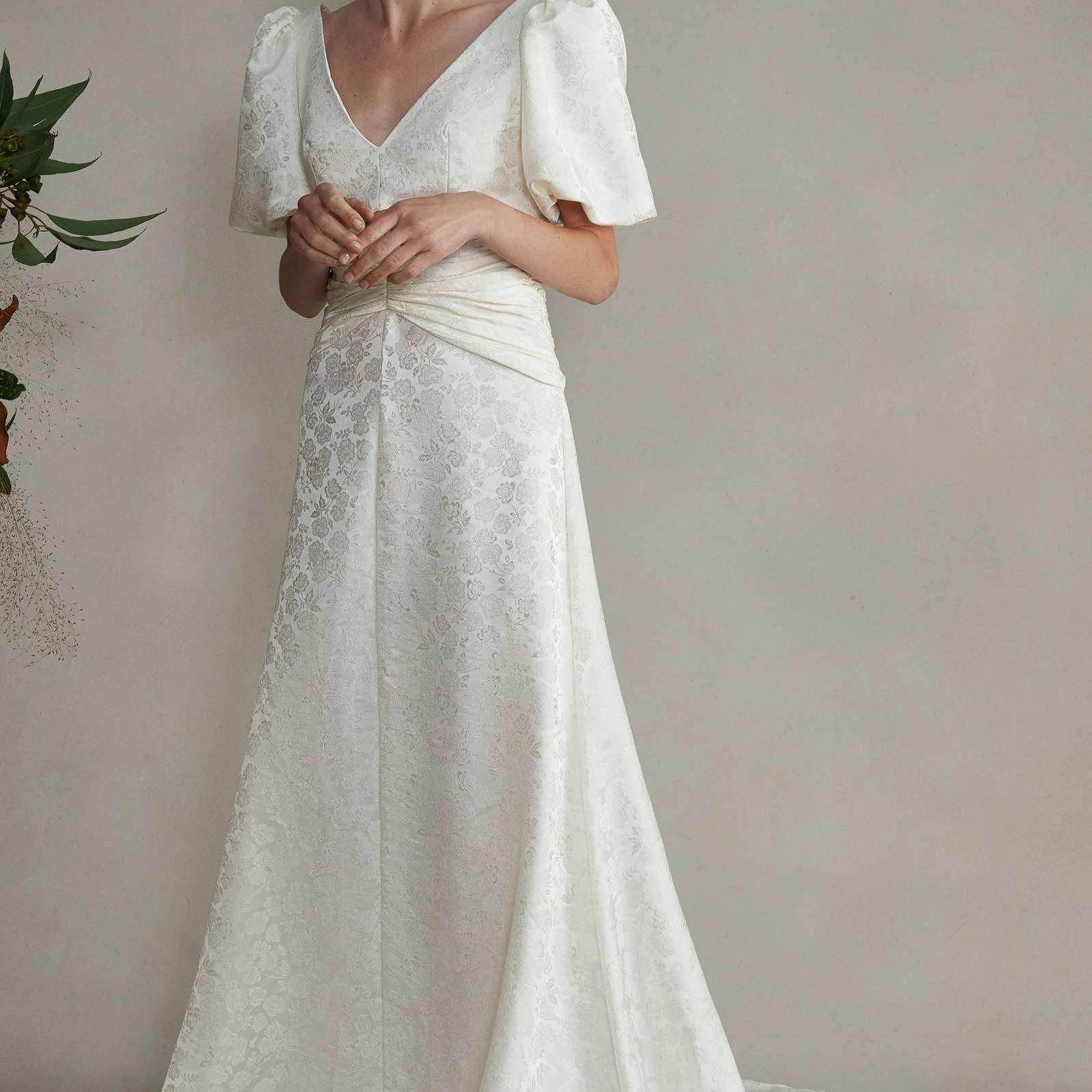 Markarian Esmeralda Gown
