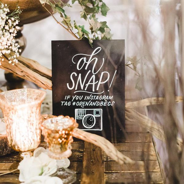 The Best Wedding Hashtag Ideas, Plus How to Make Your Own