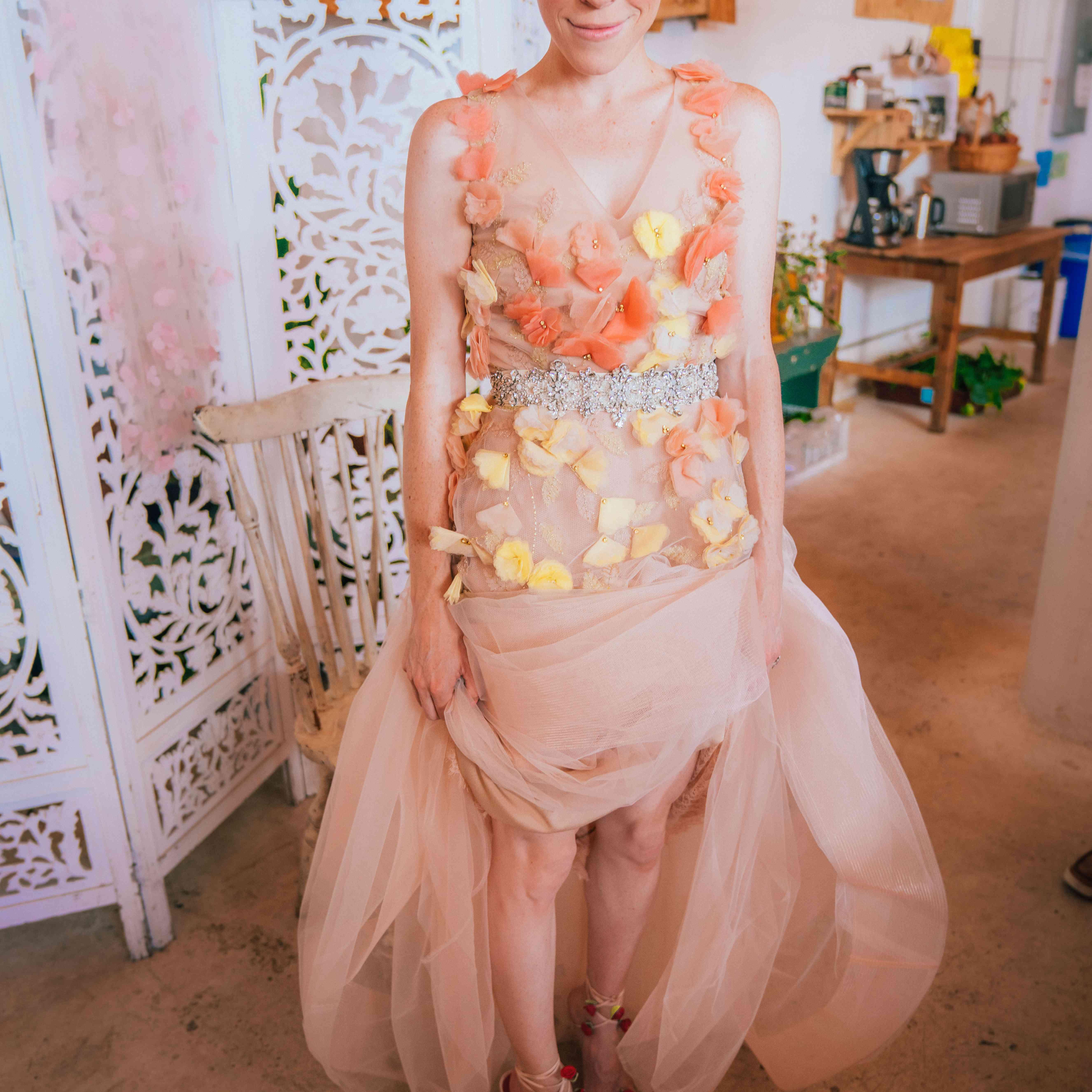 emma myles wedding bride