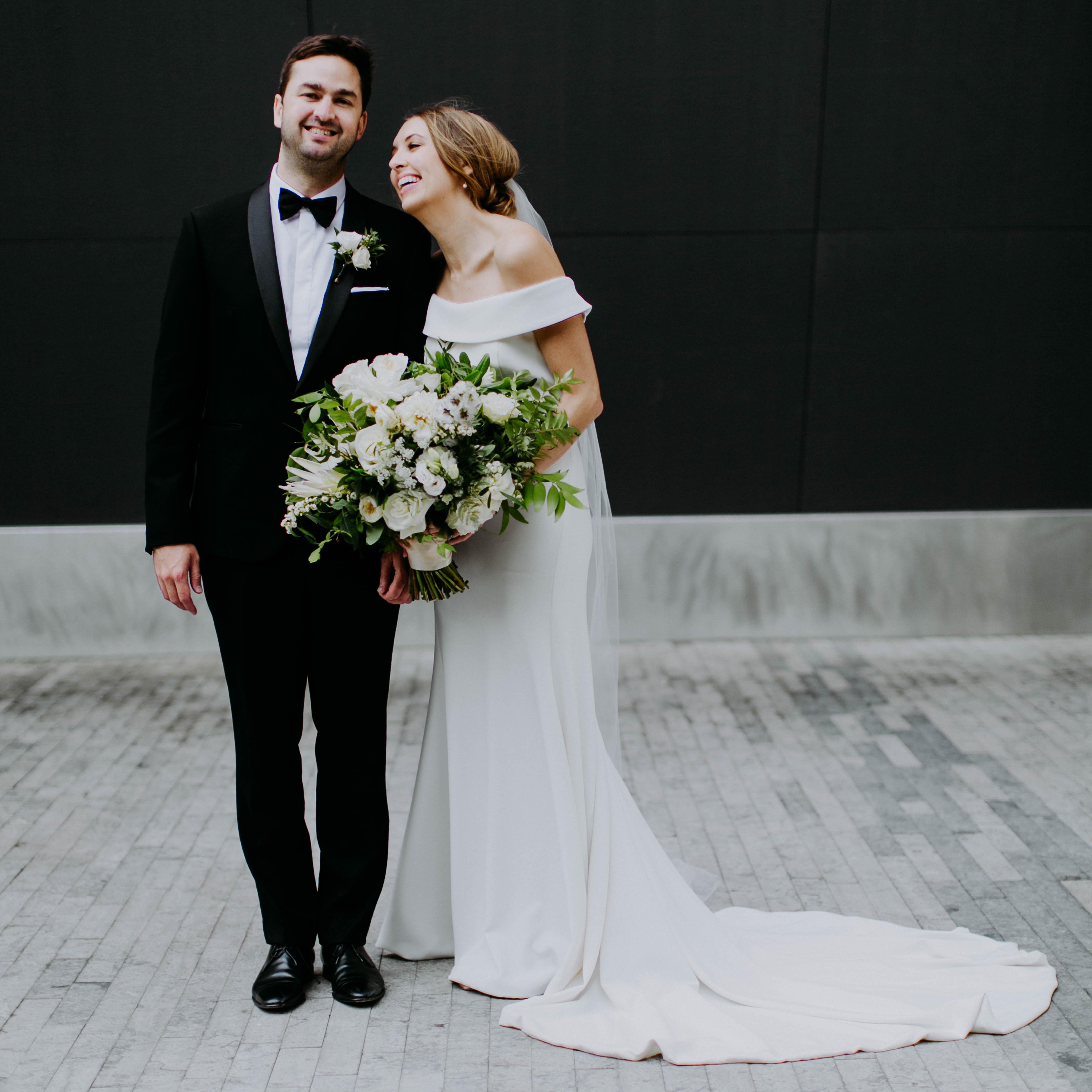 A Modern Wedding Celebration In The Heart Of Brooklyn
