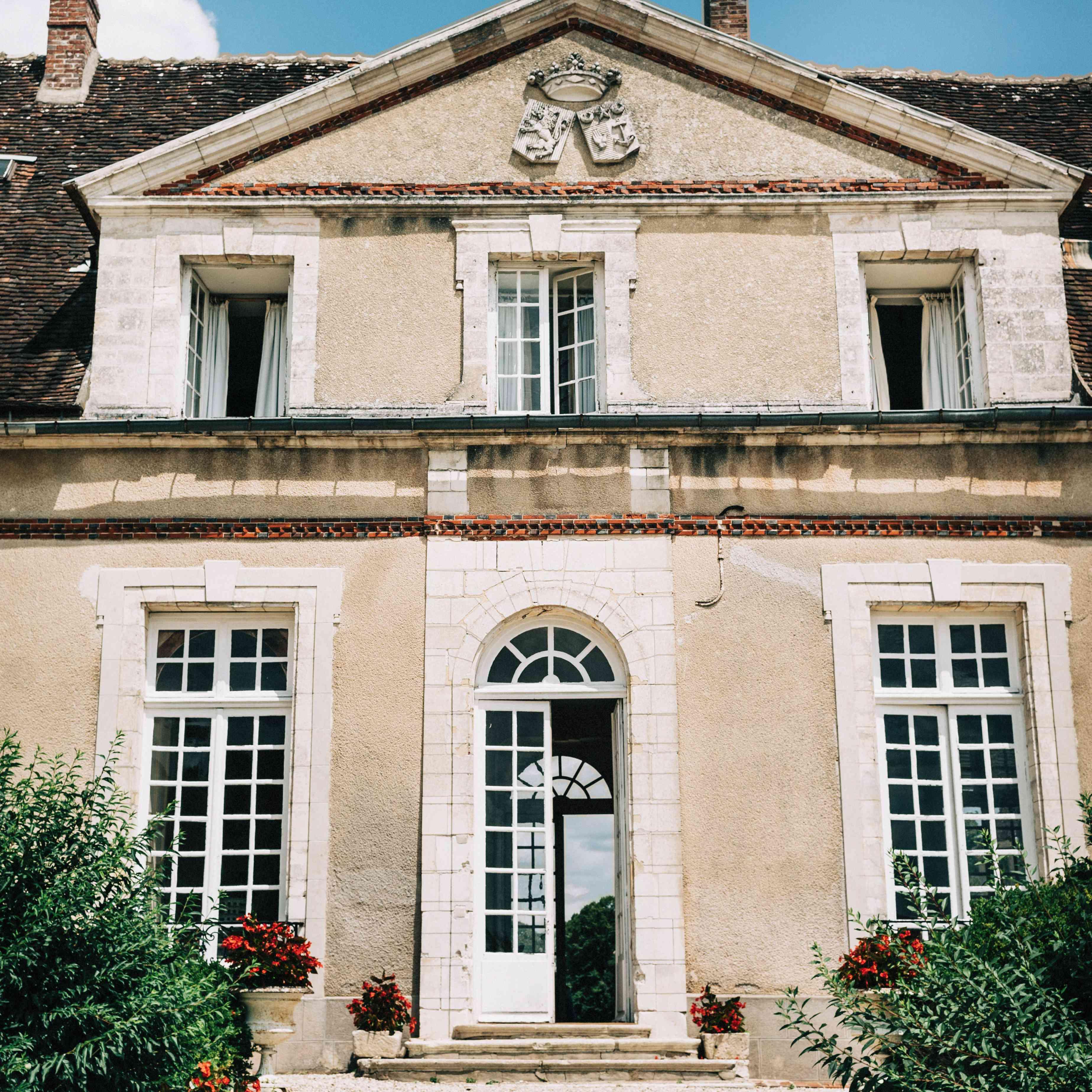 Château du Feÿ Villecien