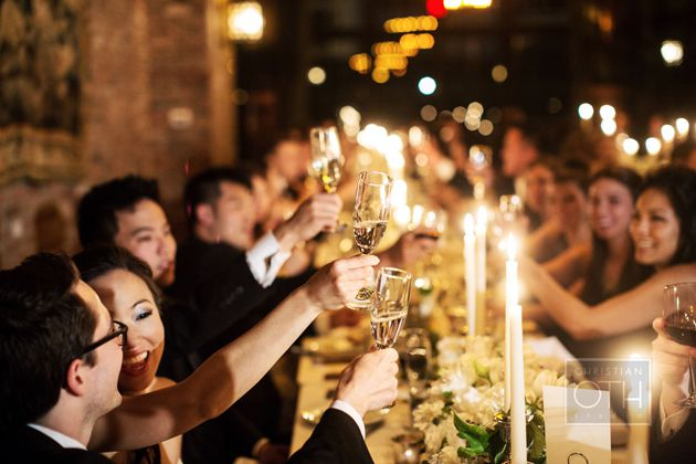 What Is A Wedding Reception.What Should We Say In Our Toast At The Wedding Reception